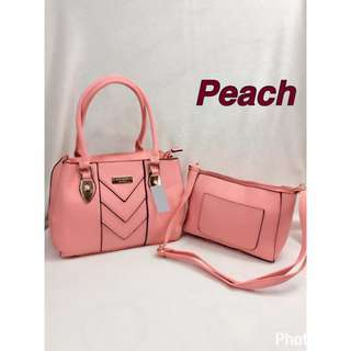 2 in 1 Katespade 12 inches Peach High Quality