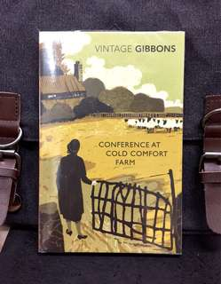 # Novel《Bran-New + Timeless Classic Collection Fiction/English Literature》Stella Gibbons - CONFERENCE AT COLD COMFORT