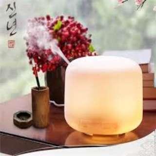 Aroma Diffuser & Humidifier [500ml]