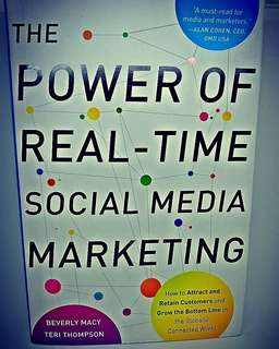 The power of real time social media marketing