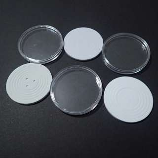 52mm Coin Capsules with EVA pads (with wholesale price)