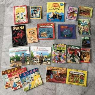 Bundle Sale on Children Books (Used)