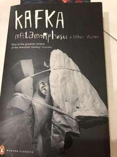Kafka Metamorphosis & other stories