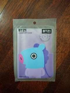 BT21 Mang Passport Cover Ready Stock WTS BTS