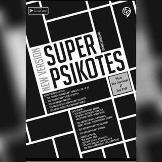 Ebook New Super Psikotes