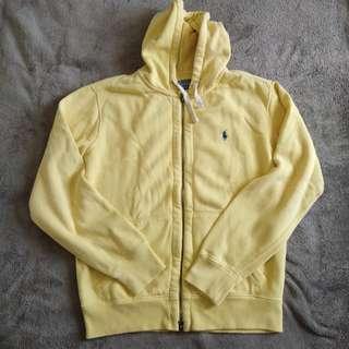 Polo Ralph Lauren Light Yellow Hoodie