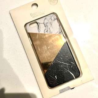 Bershka iphone 6 / 6s marble case