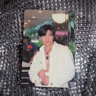 郭富城 Aaron Kwok 城城 香港樂壇「四大天王」之一勁歌熱舞代表 絕版 早期 YesCard Yes咭 Yes卡 Yes Card T41