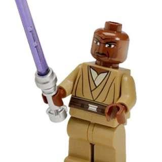 LEGO Star Wars 8019 Mace Windu Jedi Master