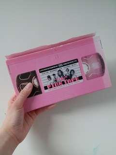 F(x)第二張專輯Pink Tape