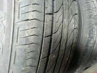 205-65-15輪胎二條