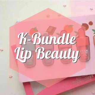 K-Bundle Lip Beauty