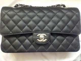 Chanel Classic Caviar Bag