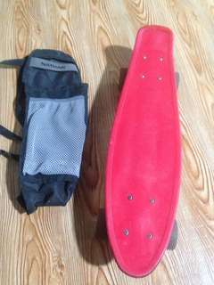 Red Penny board