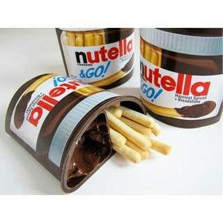 Nutella ferrero & go