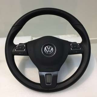 Volkswagen Steering Wheel with Paddle Shift, Airbag inclusive