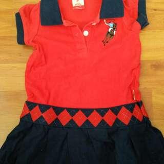 Baby Polo kids dress