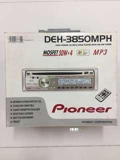 Retro Radio Headset DEH-3850