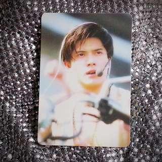 郭富城 Aaron Kwok 城城 香港樂壇「四大天王」之一勁歌熱舞代表 絕版 早期 YesCard Yes咭 Yes卡 Yes Card 2717YC