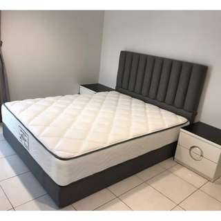 CASTA QUEEN BED FRAME