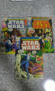 Bronze Age Star Wars comics