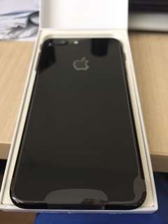 Apple iPhone 7 Plus 256GB Jet Black NEW!