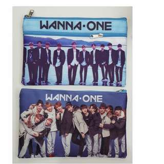 (Pre-order) Wanna One Pencil Case