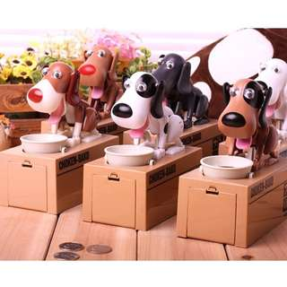 ROBOTIC PUPPY Coin Bank Piggy Bank Birthday Gift Toys for Kids & Children