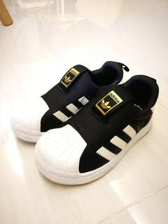 Adidas superstar kid shoe