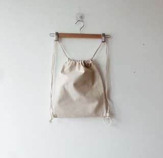 Cotton Drawstring Bag for Kids