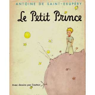 Free Ebook - The Little Prince by Antoine de Saint-Exupéry