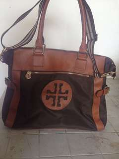 Tory burch two way bag