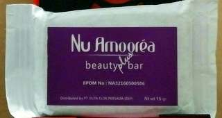 Amoorea beauty plus bar 15 gram