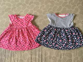First Impressions toddler dresses