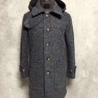 🚚 復古漁夫羊毛大衣