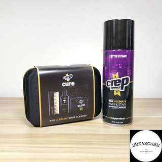 Crep Protect Cleaning Kit And Repellent Set