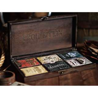 Rare Prohibition Series Playing Cards