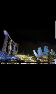 URGENT Cheap sales 2D1N Marina Bay Sands Mbs 3rd May