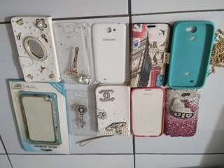 Casing hp samsung note 2