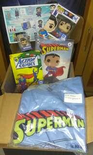 [PRE-ORDER] Superman Legion of Collectors Box Funko Pop