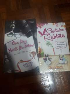 Preloved novel malay