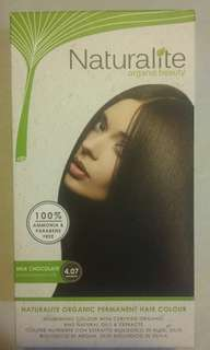 Naturalite Organic Permanent Hair Colour - Milk Chocolate