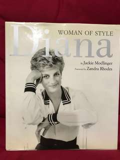 Diana: Woman of style