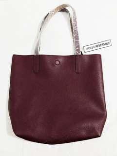George Reversible Tote Bag