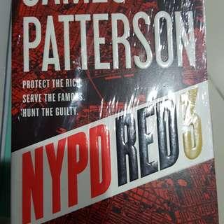 #bersihbersih Novel Import NYPD Red 3 - James Patterson & Marshall Karp (Novel Inggris)