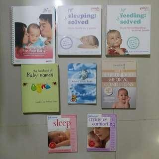 Baby Maternal Books
