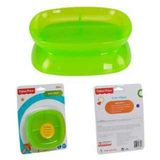 Fisher price 2 in 1 bowl