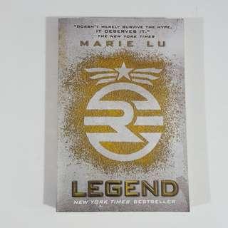 Legend (Legend Trilogy, #1) by Marie Lu