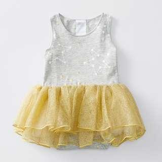 Bonds tutu dress size 3-6m