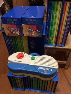 迪士尼美語世界 Disney Book set
